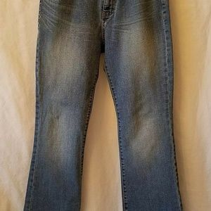 Lauren Jeans Co.Ralph Lauren Womens Denim Bootcut